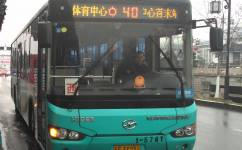 苏州40路西线公交车路线