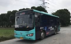 苏州822路支线公交车路线
