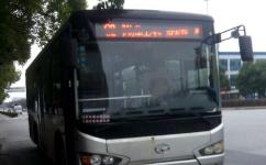 苏州昆山C2路公交车路线