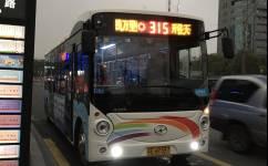苏州315路公交车路线