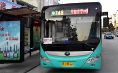 苏州748路公交车路线