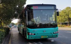 苏州777路公交车路线