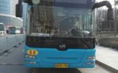 潍坊68路公交车路线
