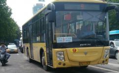 濰坊9路公交車路線