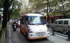 温州社区巴士双屿区域公交车路线