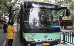 温州B107(原32路)公交车路线