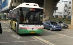 武汉621路公交车路线
