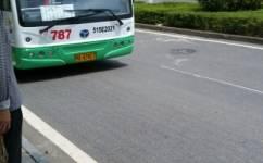 武汉787路公交车路线