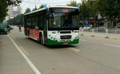 武汉582路公交车路线