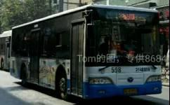 武汉598路公交车路线