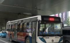 武汉628路公交车路线