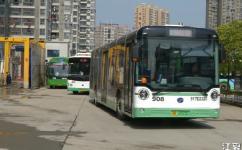 武汉908路公交车路线