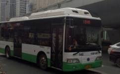 武汉540路公交车路线