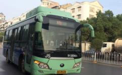 武汉J5路公交车路线