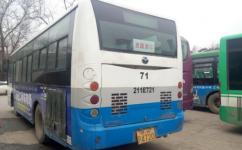 武汉71路公交车路线