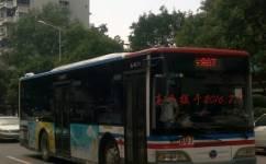 武汉807路公交车路线