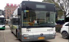 武汉791路公交车路线