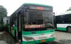 武汉653路公交车路线
