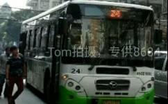 武汉24路公交车路线