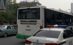 武汉709路公交车路线