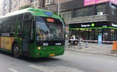 武汉903路公交车路线