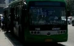武汉708路公交车路线