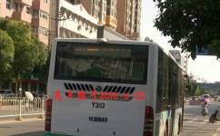 武汉Y303路公交车路线