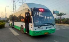 武汉732路公交车路线