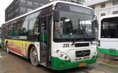 武汉233路公交车路线