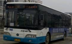 武汉780路公交车路线