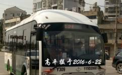 武汉Y309路(内环)公交车路线
