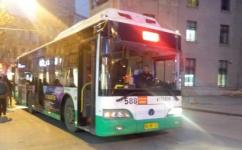 武汉588路公交车路线