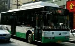 武汉38路公交车路线