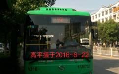 武汉Y310路公交车路线