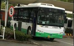 武汉392路公交车路线