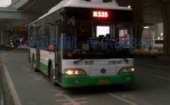 武汉535路公交车路线