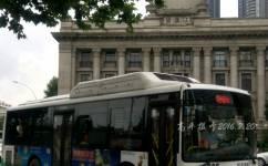 武汉606路公交车路线