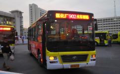 乌鲁木齐902路公交车路线