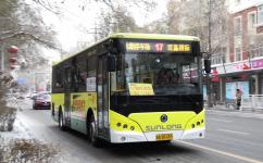 乌鲁木齐17路公交车路线