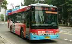无锡26路公交车路线