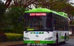 厦门118路公交车路线