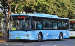 厦门27路公交车路线