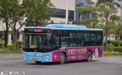 厦门809路公交车路线