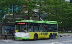 厦门98路公交车路线