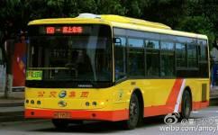 厦门850路公交车路线