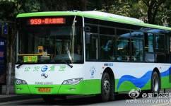 厦门959路公交车路线