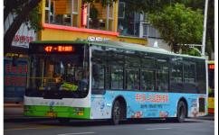 厦门47路公交车路线