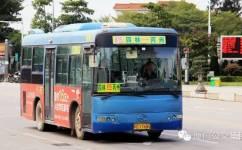 厦门615路公交车路线