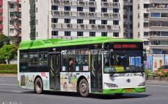 厦门853路[城际]公交车路线