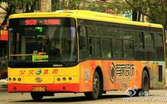 厦门958路公交车路线
